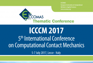 ICCCM 2017 Lecce, Italy. July 5-7, 2017